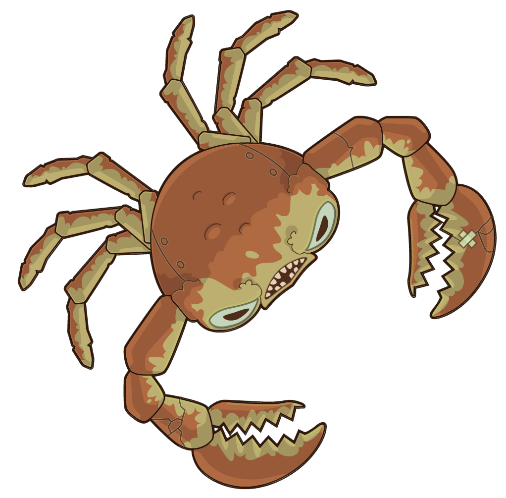Giant crab png. Poptropica wiki fandom powered