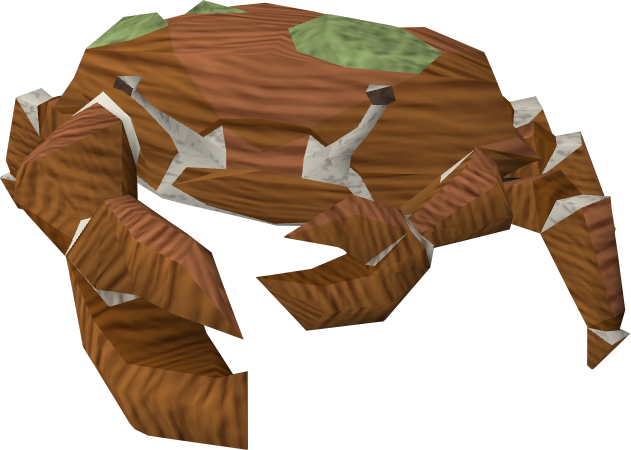 giant crab png