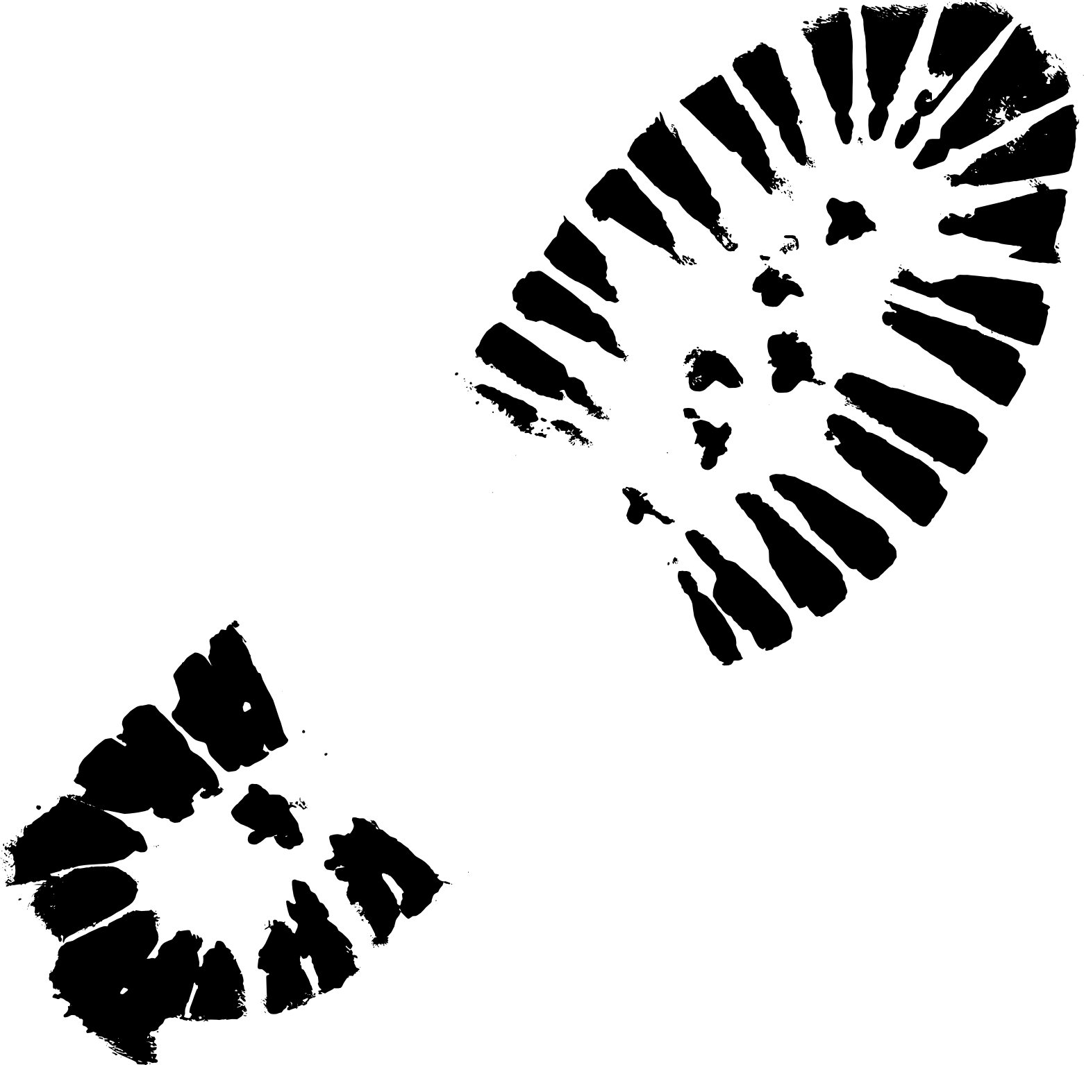 Giant footprint png. Footprints images transparent free