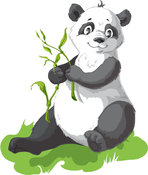 Giant panda png. Download illustration google search