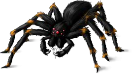 Giant spider png. Pawn stars the game