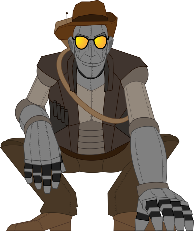 Giants drawing concept. The iron sniper tf