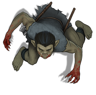 Giants drawing orc. Half search results syncrpg