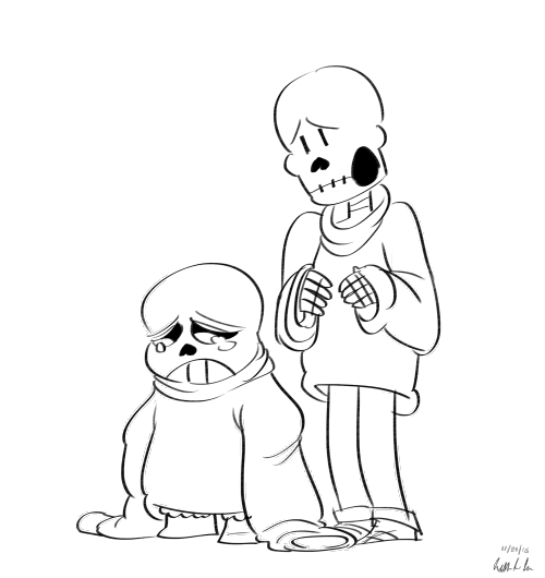 Giants drawing painting. Giant papyrus tumblr