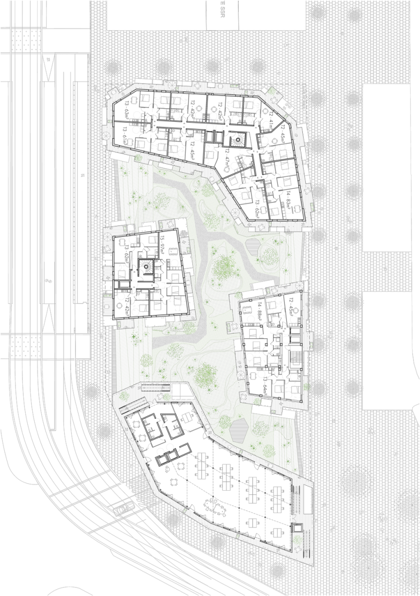 Gif drawing architecture. Data image base r