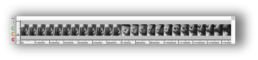 Gif to png strip. Animation with filmstrips npr