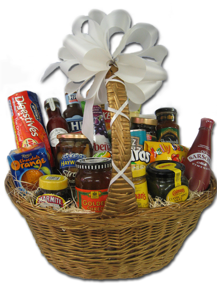 Gift basket png. Myers of keswick gifts
