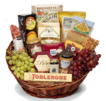 Gift baskets png. Ginger cares gingercares gourmet
