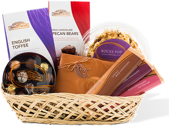 Gift baskets png. Download s day decadence