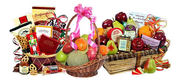 Gift baskets png. Food as the anthropology