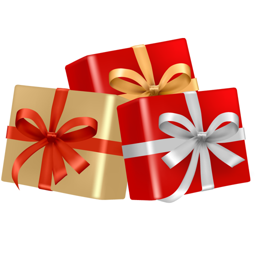 Gift boxes png. Box image royalty free
