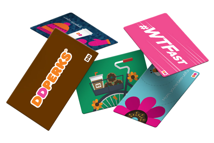 Dunkin donuts from cashstar. Gift cards png image transparent download