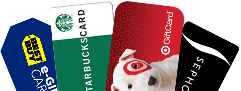 Gift cards transparent png. Need buy em here