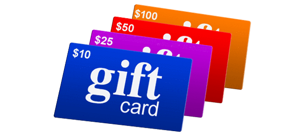 Gift cards transparent png. Card guidelines quick reference