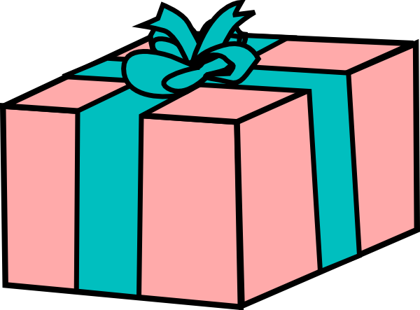 vector presents gift item