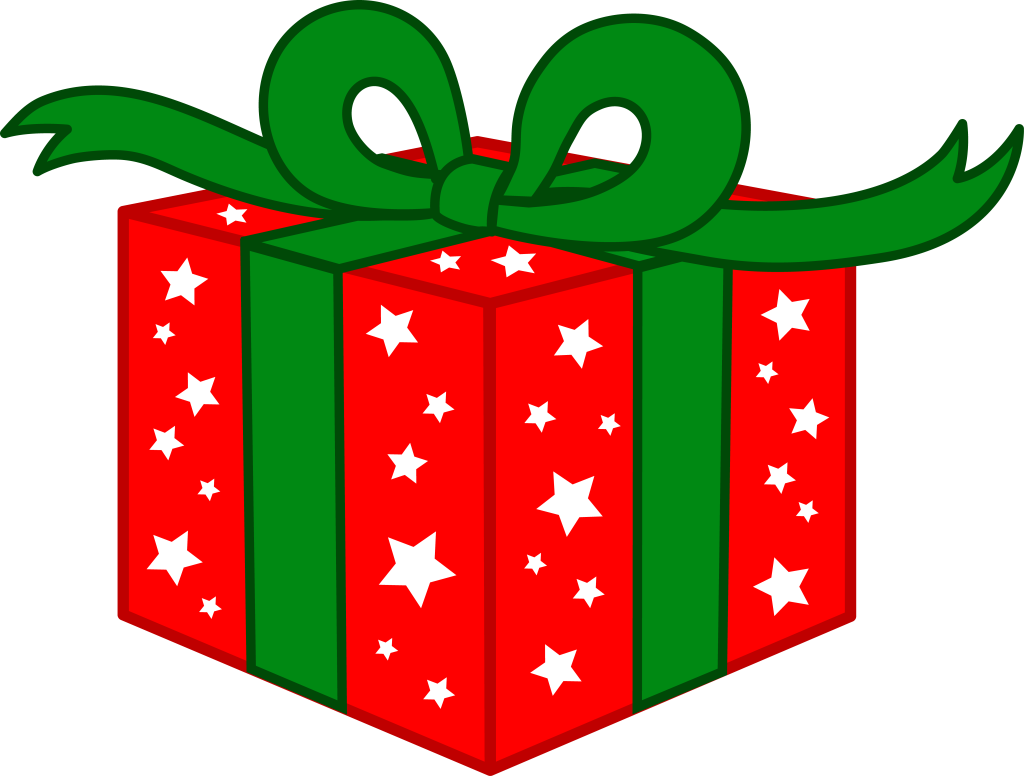 Gift clipart chrismas presents. Christmas at getdrawings com