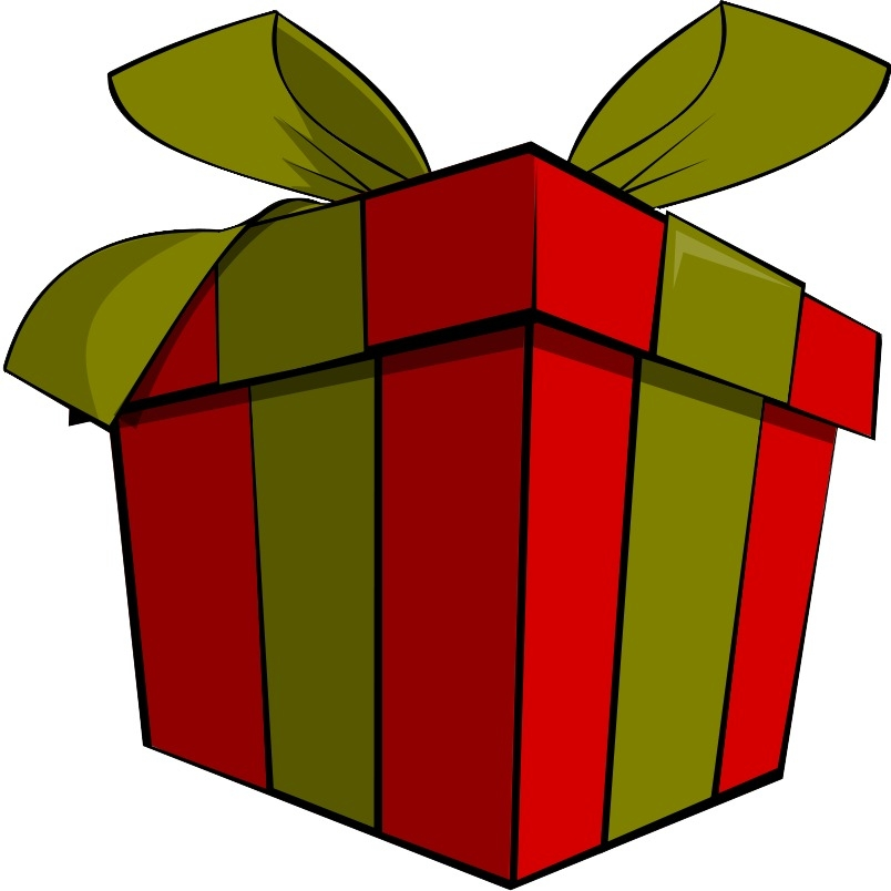 Gift clipart chrismas presents. Animated christmas gifts free
