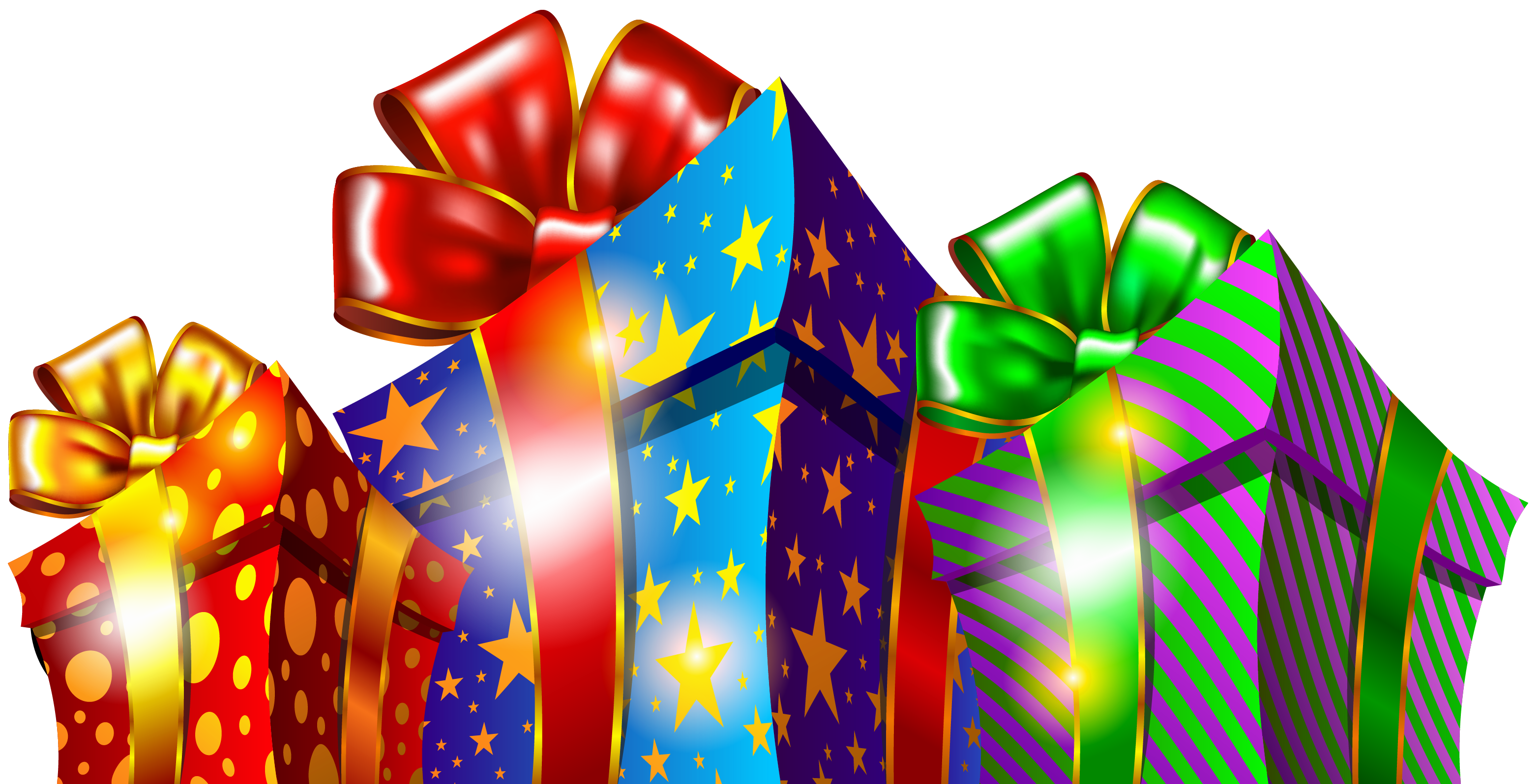 Gift clipart chrismas presents. Christmas boxes png gallery