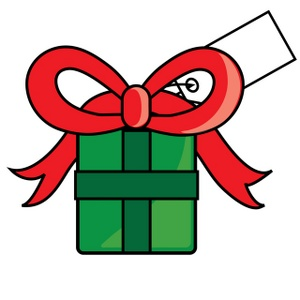 Gift clipart chrismas presents. Christmas panda free images