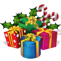 gift clipart chrismas presents