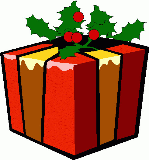 Gift clipart presant. Christmas present images iosmusic