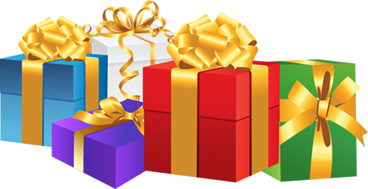 Gifts clipart prize. N things personalized