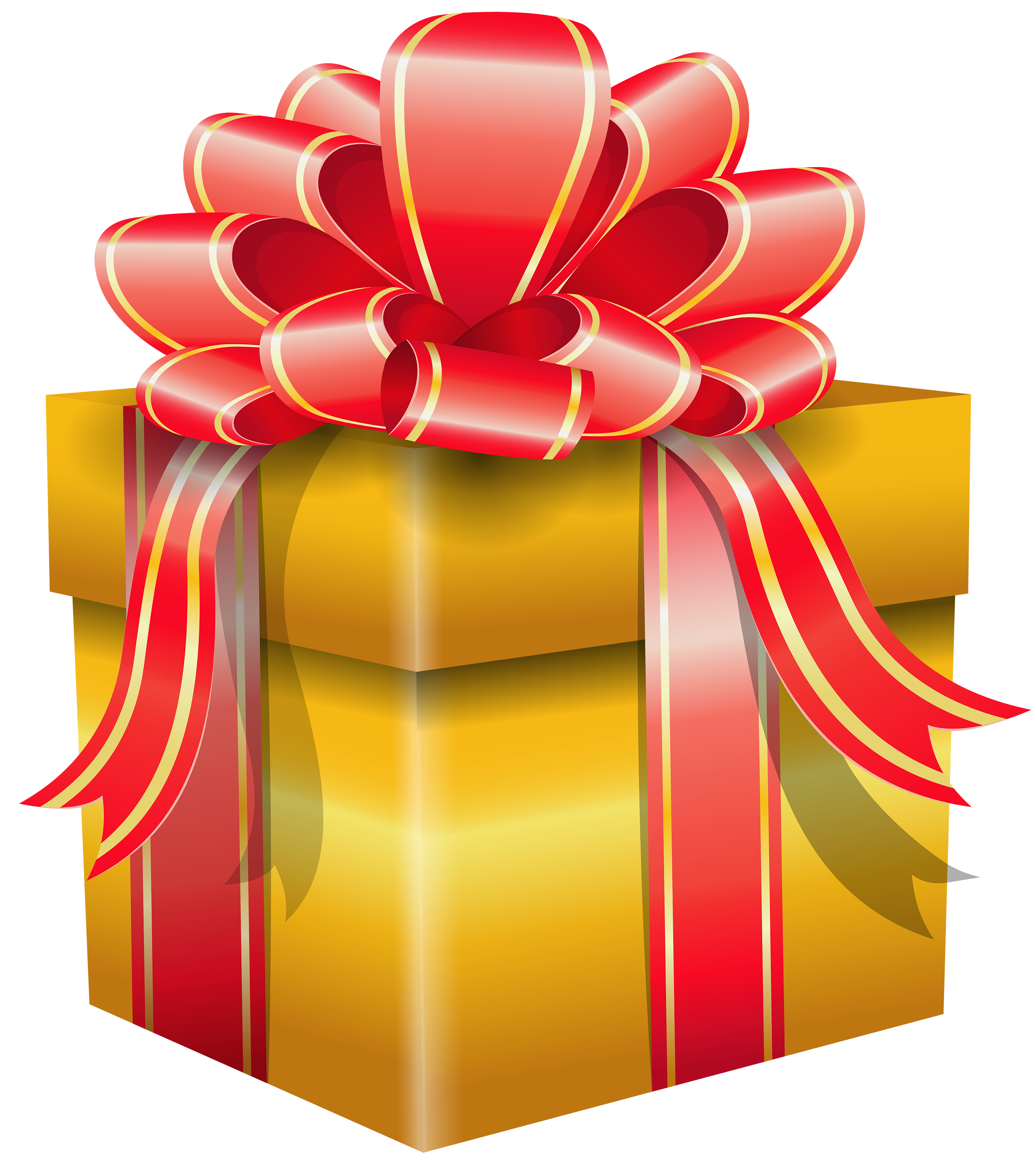 Gift clipart special gift. Yellow box png best