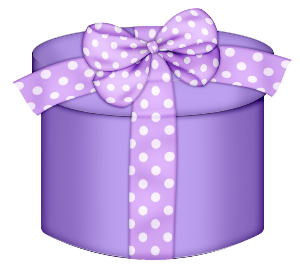Gift clipart surprise. Love all things purple