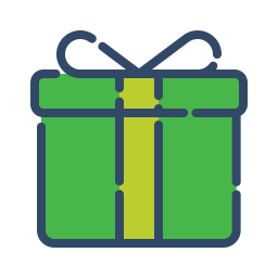 Gift clipart surprise. Icon myiconfinder