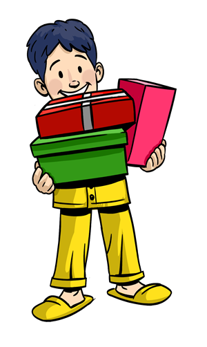 Gift clipart thing. Christmas things at getdrawings