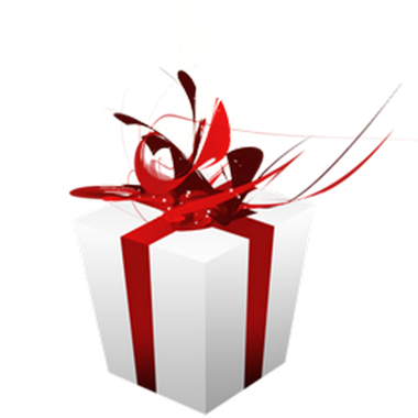 Gift giving png. Clutter tip of the