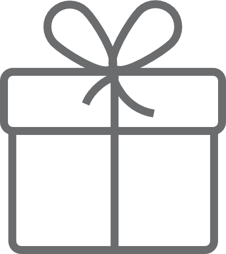 Gift outline png. Icon free of icons
