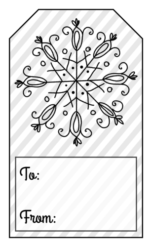 Gift tag template png. Labels templates download tags