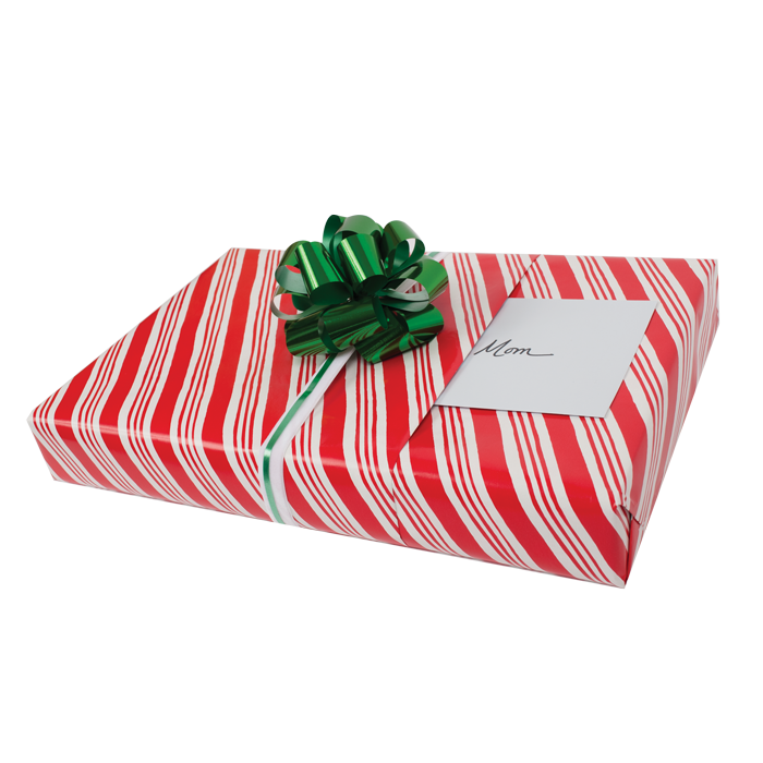 Gift wrap png. Hip holiday christmas