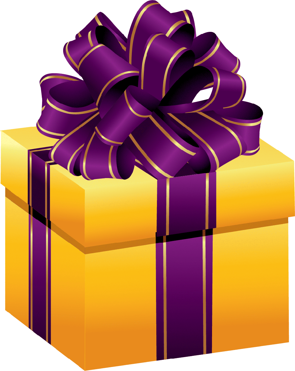 Gifts clipart birthday present. Gift transparent png pictures