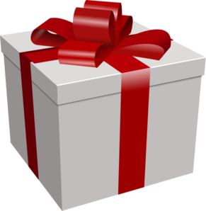 Gifts clipart closed box. Gift free download