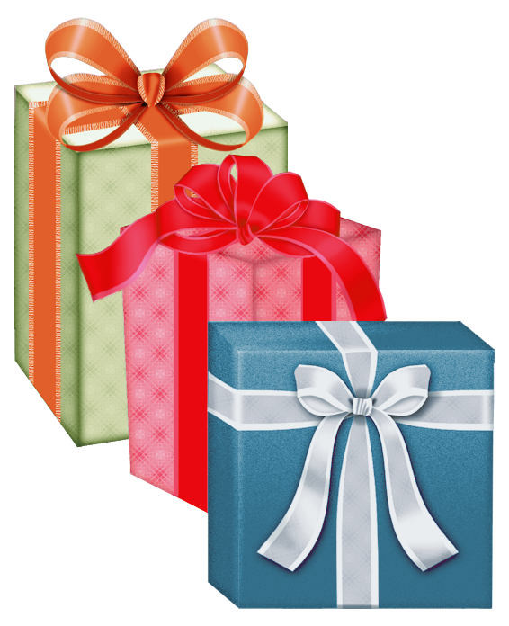 Gifts clipart lot presents. Boxes png gallery yopriceville