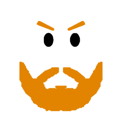 Ginger beard png. Thefaceretexture on twitter daring