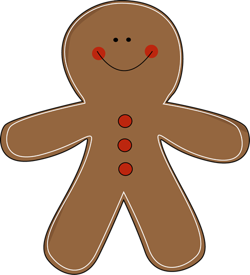 gingerbread man png