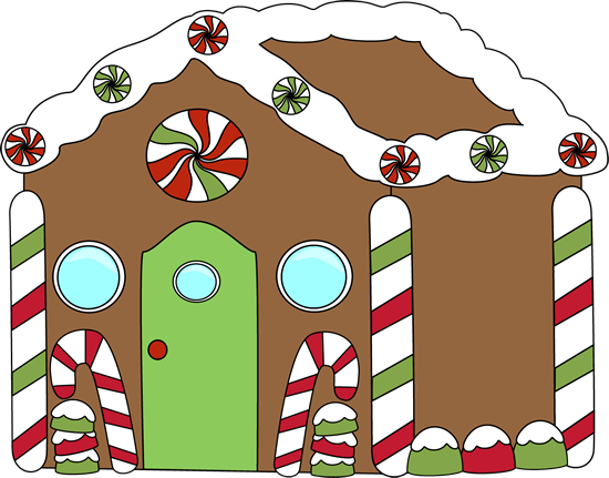 People clipart candy. Free gingerbread house cliparts