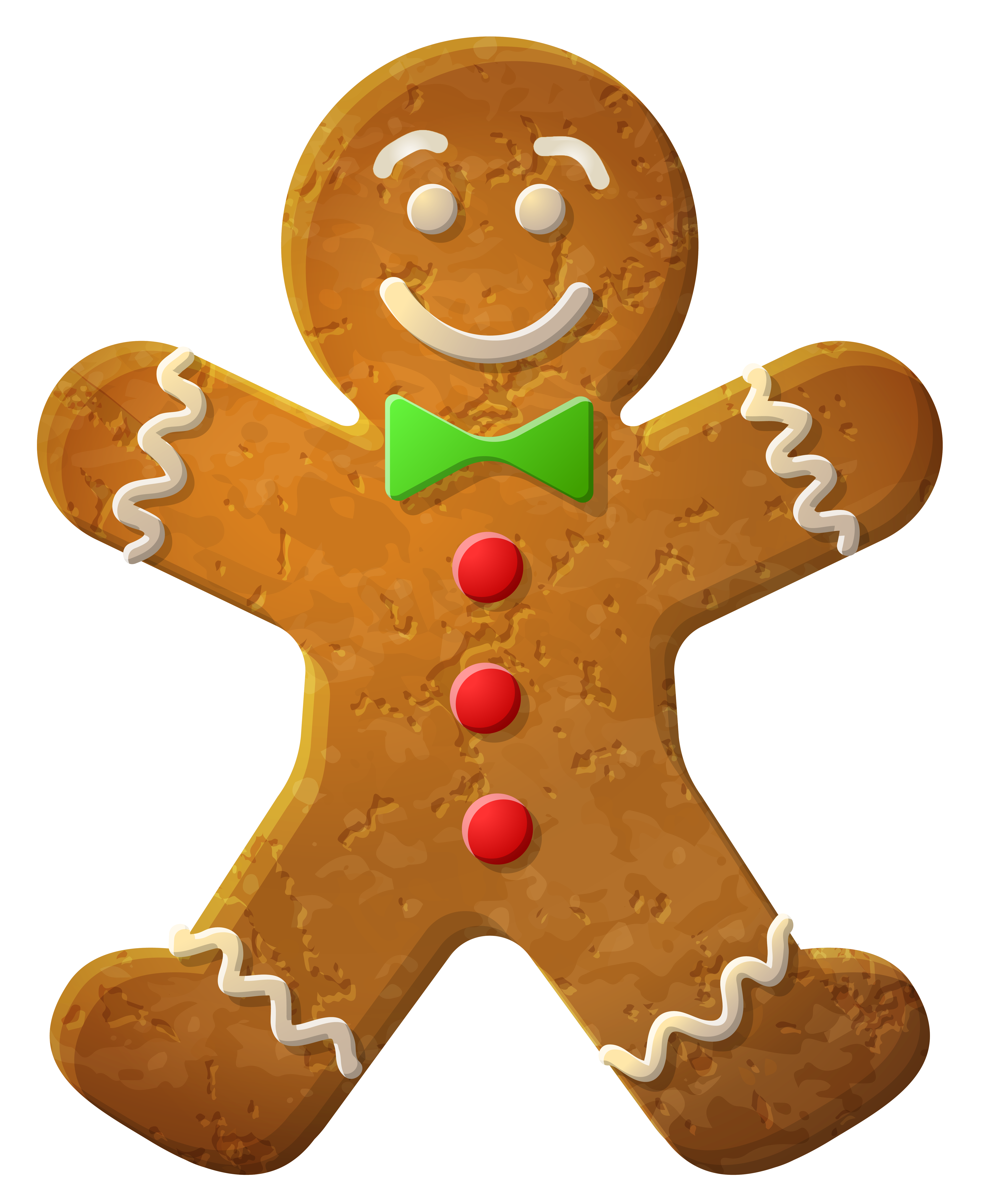 Silhouette ornaments with flowers for cookies png. Gingerbread man ornament clip