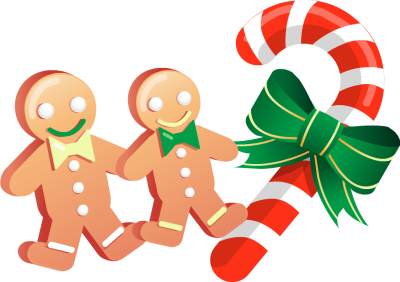 People clipart candy. Free gingerbread man pictures