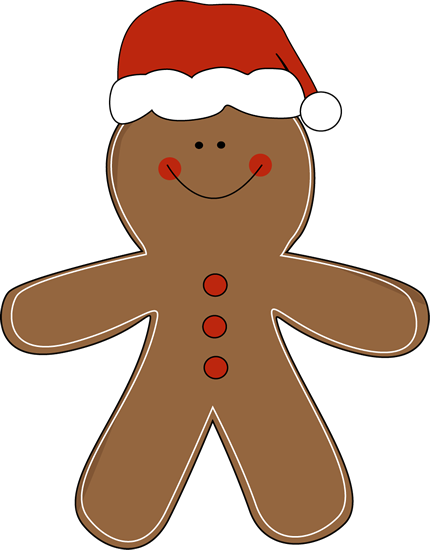 Kd drawing gingerbread man. Free art download clip