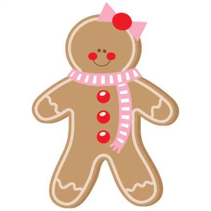 gingerbread svg big