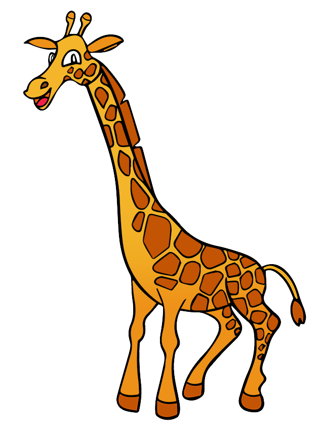 Giraffe clipart png. Collection of images