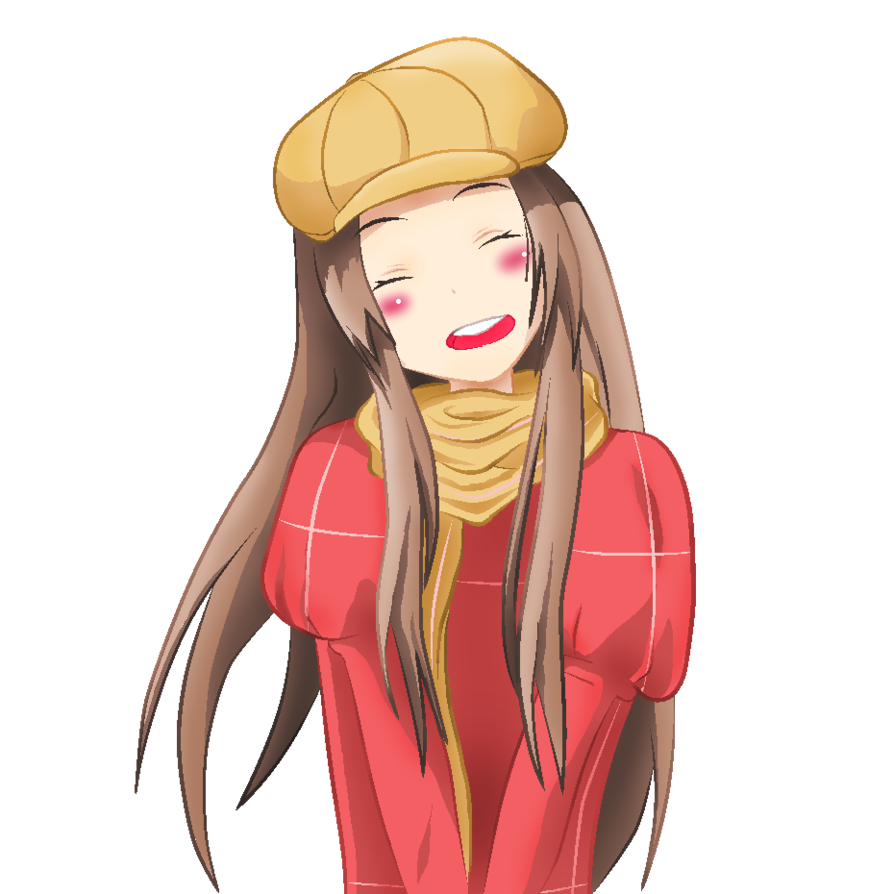 Girl art png. Request anime valorra by
