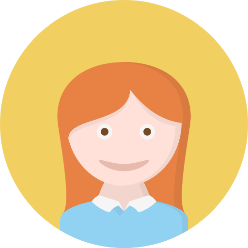 Girl avatar png. People woman person human