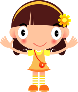 Girl clipart. Free cliparts download clip