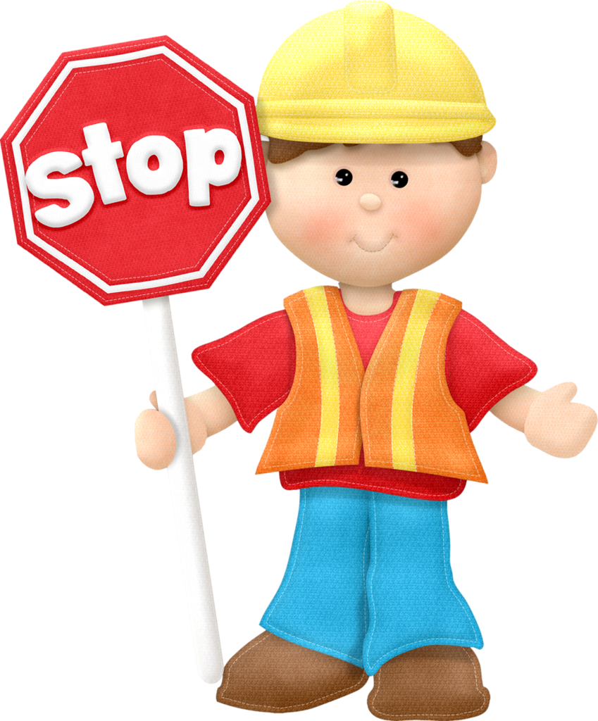 Girl clipart construction. Worker clip arts for