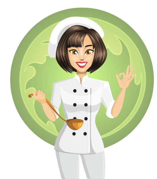 Free female cooking cliparts. Catering clipart hotel cook transparent stock